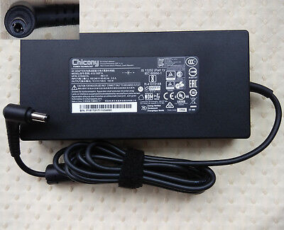 @New Original OEM Chicony 150W AC Adapter Charger for Clevo P950HP Gaming Laptop
