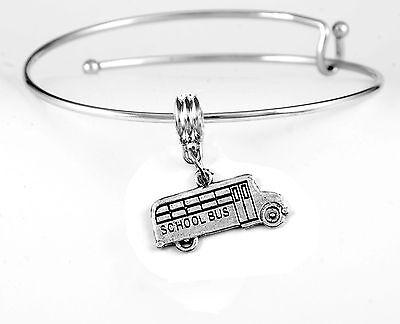 School Bus Driver Bracelet huge sale Bus driver jewelry Best jewelry gift