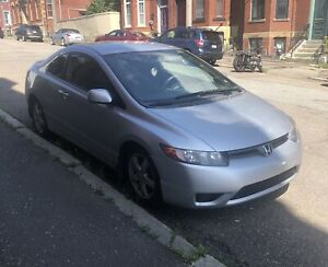 2007 two door Honda Civic