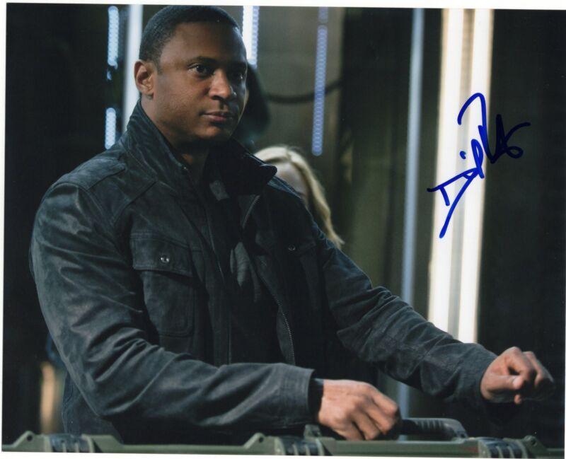 David Ramsey Arrow John Diggle Signed 8x10 Photo w/COA #1