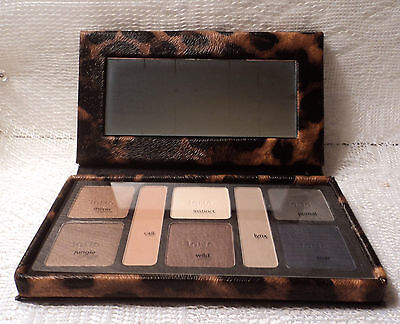 TARTE CALL OF THE WILD AMAZONIAN CLAY 8-SHADOW COLLECTOR'S PALETTE - NEW/BOXED