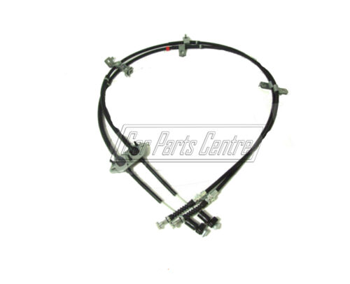 FOR MAZDA 6 GH GY 02-08 REAR LEFT RIGHT BRAKE CABLE ALL 1.8 2.0 2.0DT 2.3 MODELS