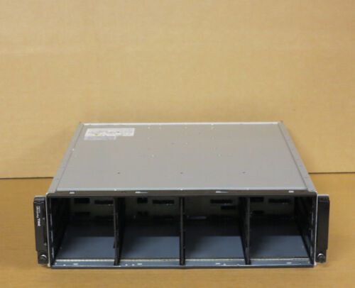 Dell EqualLogic PS5000X Virtualized iSCSI SAN Storage Array With 2 Controllers