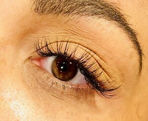 $55 MARCH PROMOTION EYELASH EXTENSIONS!!