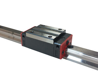 Hgr15r 15mm Linear Rail Guide Slide Cnc 500 750 1000 1500 Mm 500mm 1m 1500mm Usa