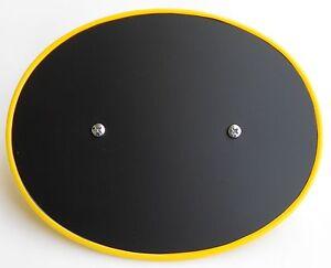SUZUKI-TM125-TM250-RM125-RM250-VINTAGE-STYLE-RAISED-EDGE-FRONT-PLATE-COMPLETE