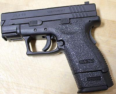 Pistol - Rubber Grips