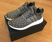 NEW Adidas NMD_R2 Primeknit Olive/Black Deadstock US11 Sydney City Inner Sydney Preview