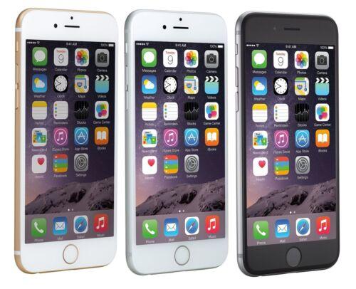 Apple iPhone 6 (Factory Unlocked) Verizon AT&T TMobile Sprint 16GB 64GB 128GB 6