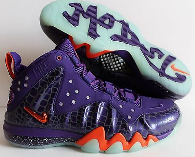 best sneakers b2554 017c9 Ballislife   Nike Barkley Posite Max Court Purple Team