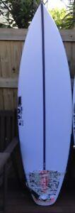 JS Blak Box 2 HYFI Surfboard