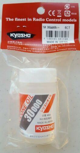 Kyosho Silicone Differential Diff Oil 30,000WT (40 cc/1.35 fl oz) SIL30000B