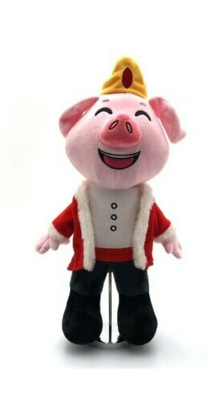 Technoblade Youtooz Plush Pig Plush Stuffed Animal Will Still Be In Bag And Box - $50.00