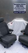 Campervan swivel seats/captain seats/boat deats Launceston Launceston Area Preview