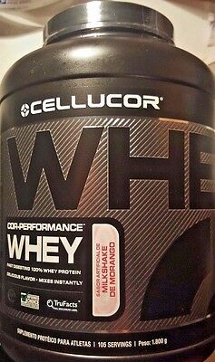 Cellucor Cor Performance Whey Protein 4 lb Keg Milkshake De Marango