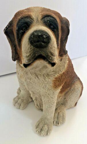Vintage St Bernard Dog  by Bankers of America Rare