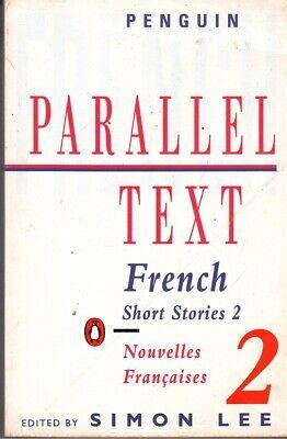 French short stories: Nouvelles Francaises: Vol... - Acceptable - Paperback