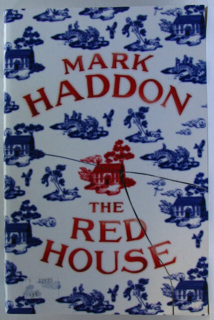 #JJ17, Mark Haddon THE RED HOUSE, SC VGC