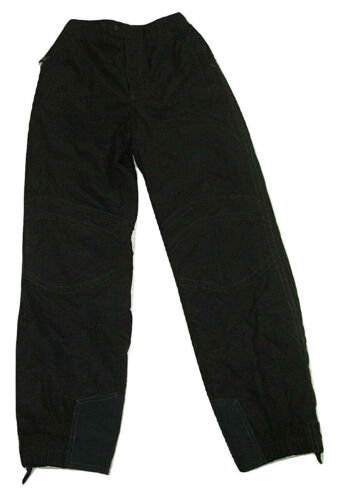 Couloir Snow Pants Black Insulated Kids Youth Size 16 Unisex Ski Snowboard