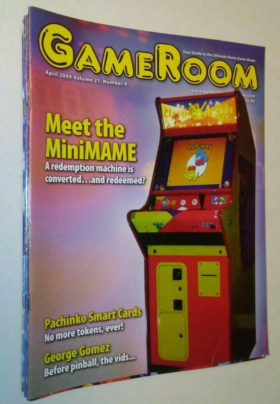 GAMEROOM  APRIL 2009 MINIMAME VF