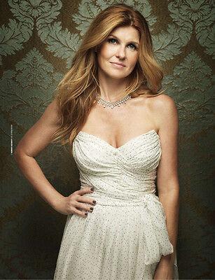 Connie Britton  Nashville  3Pg Emmy Magazine Feature  Clippings