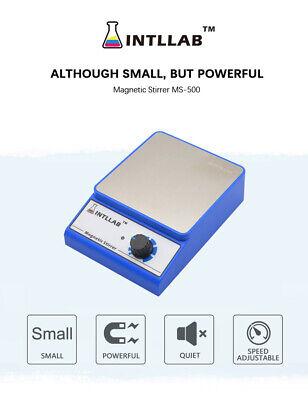 Magnetic Stirrer Mixer Intllab 3000rpm Ac100-240v Homebrew Liquid Power Adaptor