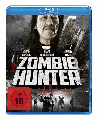 or-Action ) mit  Danny Trejo, Martin Copping BLU-RAY NEU (Martin Halloween)