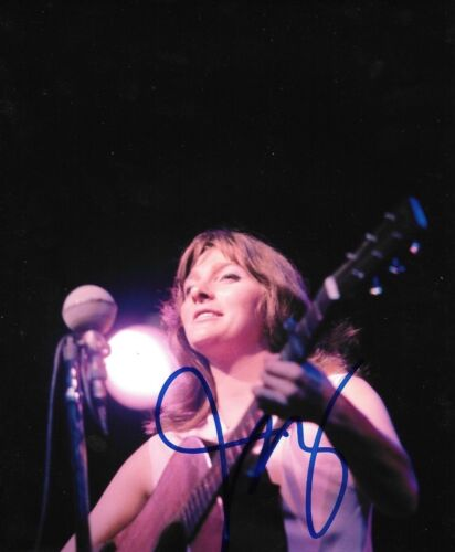 * JUDY COLLINS * signed autographed 8x10 photo * BOTH SIDES, NOW * PROOF * 6