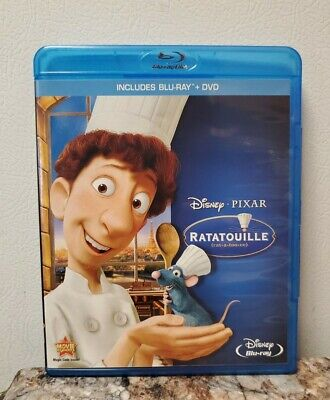 DISNEY PIXAR RATATOUILLE ( BLU-RAY)