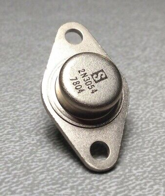 Solitron 2n3054 Npn Silicon Power Transistor