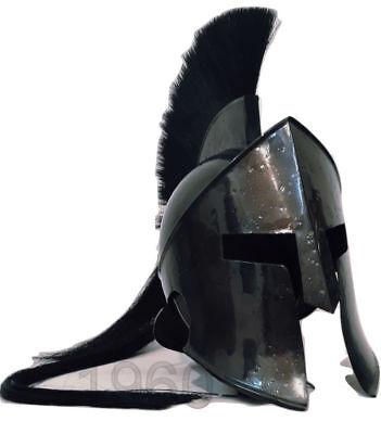 300 König Leonidas Spartaner Helm Krieger Kostüm Mittelalterlicher Helm Liner SC
