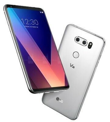 New LG V30 H933 - 64GB - Cloud Silver GSM Global Unlocked
