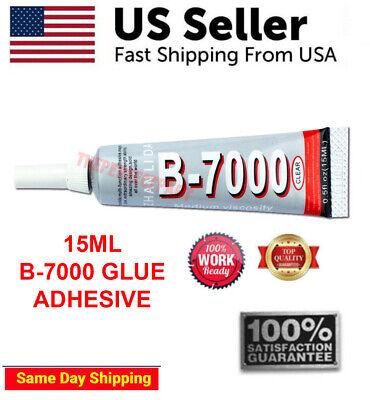 15ML B-7000 Multi-Purpose Glue Adhesive For Phone Frame Bumper Jewelry Universal