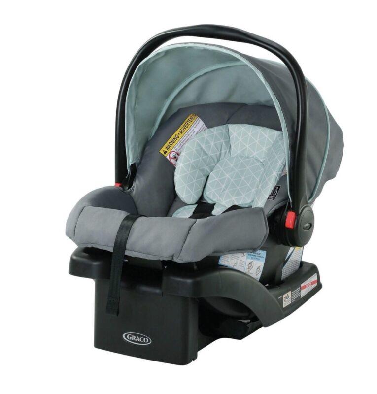 GRACO SNUGRIDE SNUGLOCK 30 INFANT CAR SEAT, WINFIELD