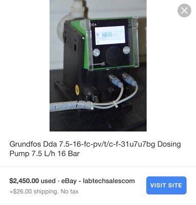 Grundfos Pump Dda 17-7