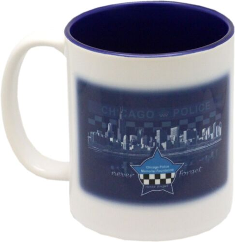 CPD Memorial Skyline Coffee Mug 2-Sided