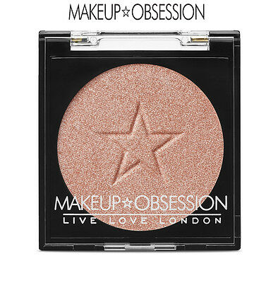 Makeup Obsession By Makep revolution Single Eyeshadow 2g E110 Scene