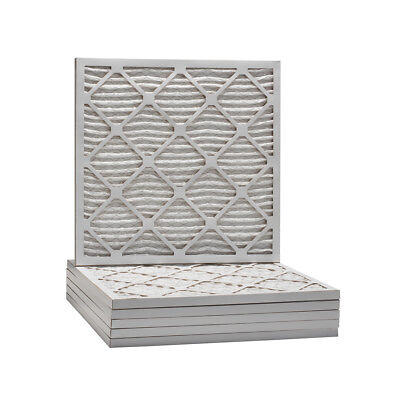 Tier1 12x12x1 Dust and Pollen Merv 8 Replacement AC Furnace Air Filter (6 Pack)