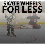 Skate Wheels For Less