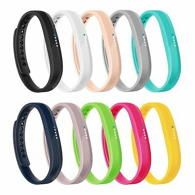 Color For Fitbit Flex 2 Band Bracelet Strap Replacement FitBit Sport SIZE SMALL!