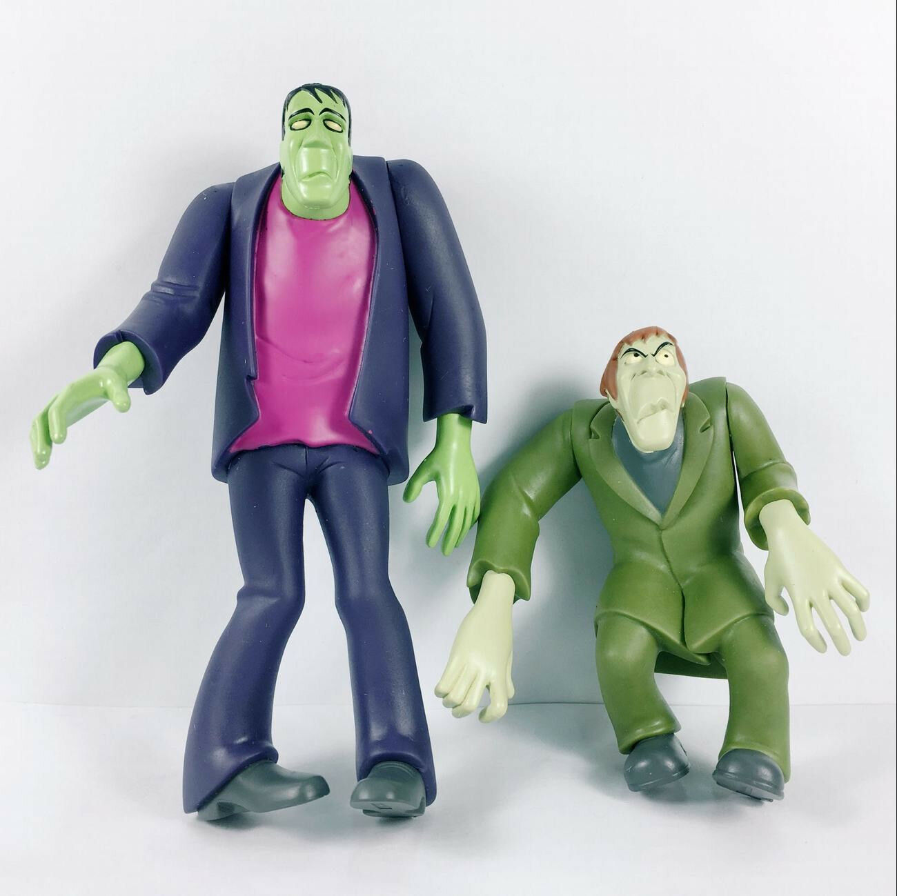 5/'/' Hanna Barbera Scooby-Doo Scooby Doo The Wolfman Action Figure Toy