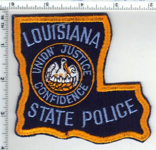 State Police (Louisiana)  Shoulder Patch - new from the 1990