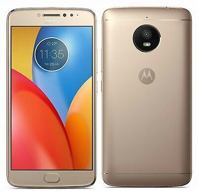 Motorola Moto E4 Plus XT1771 5.5 Inch Smartphone 16GB Storage SIM Free