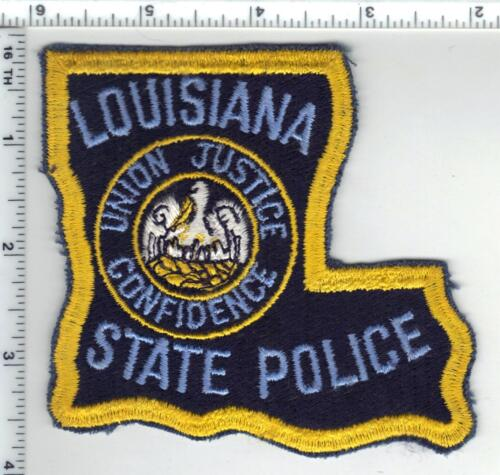 State Police (Louisiana)  Shoulder Patch - new from the 1980
