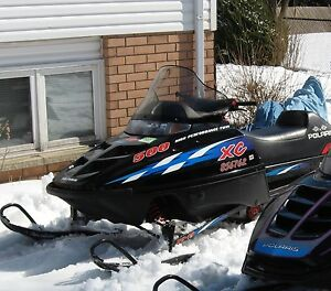 2000 Polaris Indy XC 500 H.O