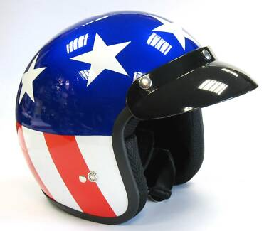 Harley-Davidson and collector helmets for sale