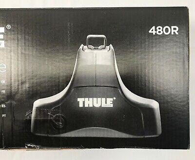 Set of Four Feet NIB THULE Traverse Foot Pack 480 Kit-Based Roof Rack System