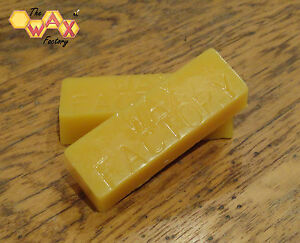 100-Pure-Bees-Wax-Blocks-Beeswax-2-x-1-oz-blocks