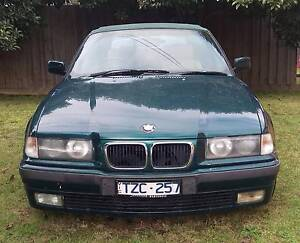 1997 BMW 328i Convertible Melbourne CBD Melbourne City Preview