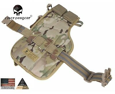 Dedicated Mini Tactiacl Cord Clip For Walkie Emt Black--airsoft Superior Performance Collectibles Militaria